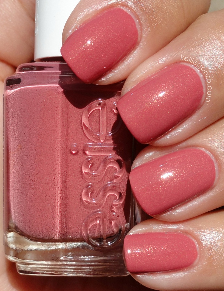 Pastel Spring Nail Polish - Expressing Your Truth