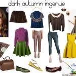 dark autumn ingenue EYT