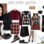 dark winter gamine EYT