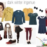dark winter ingenue EYT