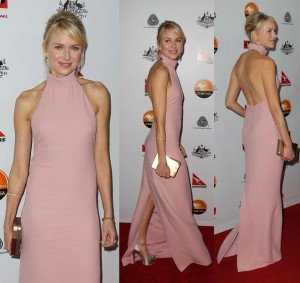 G'Day USA Black Tie Gala at the JW Marriot at LA Live - Arrivals Featuring: Naomi Watts Where: Los Angeles, California, United States When: 12 Jan 2013 Credit: FayesVision/WENN.com