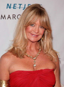 "Actress Goldie Hawn at the Opening Night of the Broadway Play ""Young Frankenstein"" at the Hilton Theater on November 8, 2007 in New York City ""Young Frankenstein"" Broadway Opening Night - Arrivals and Curtain Call Hilton Theatre New York, NY United States November 8, 2007 Photo by Jemal Countess/WireImage.com To license this image (15120019), contact WireImage: U.S. +1-212-686-8900 / U.K. +44-207-868-8940 / Australia +61-2-8262-9222 / Germany +49-40-320-05521 / Japan: +81-3-5464-7020 +1 212-686-8901 (fax) info@wireimage.com (e-mail) www.wireimage.com (web site)"