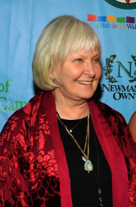 Joanne Woodward attends the celebration of Paul Newman's Hole in the Wall Camps at Avery Fisher Hall, Lincoln Center on October 21, 2010 in New York City. A Celebration Of Paul Newman's Hole In The Wall Camps - Arrivals Avery Fisher Hall, Lincoln Center New York, NY United States October 21, 2010 Photo by Theo Wargo/WireImage.com To license this image (62143357), contact WireImage.com