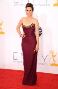 tina-fey-red-dress-emmy-awards