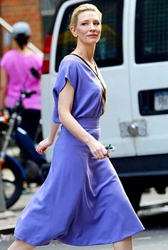 light summer cate blanchett purple