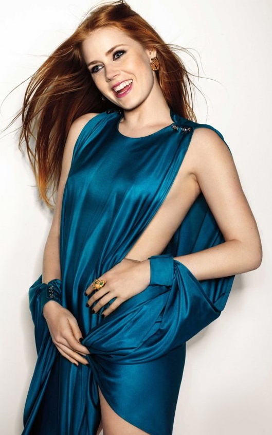 warm spring amy adams in blue